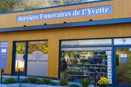 Notre agence de pompes funèbres