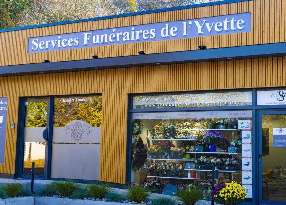 Pompes funèbres et funérarium à Orsay (91)