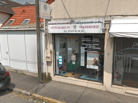 Pompes funèbres à Igny (91430)